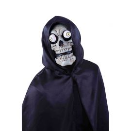 Máscara Esqueleto con Ojos Móviles