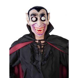 Máscara de Drácula con Ojos Móviles