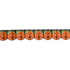 Festone con Zucca di Halloween