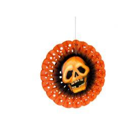 Pendente Decorativo Teschio Halloween
