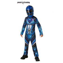 Costume da Power Ranger Azzurro Classico per Bimbo
