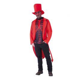 Vestito Diavolo Rosso