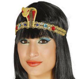 Diadema de Cleopatra con Piedras Preciosas