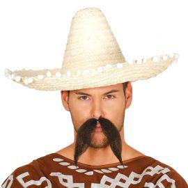 Cappello Messicano di Paglia 45 cm