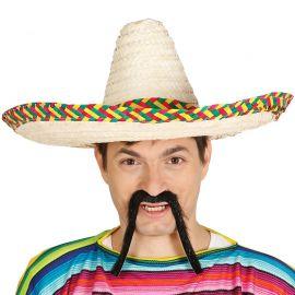Cappello Messicano Colorato 50 cm