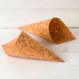 Coni di Sughero 19,5 cm x 7 cm