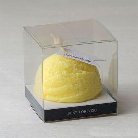 6 Candele Aromatiche con Fragranza al Limone in Astuccio 6 c, x 6 cm