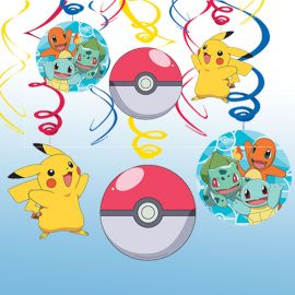 6 Ciondoli Pokemon
