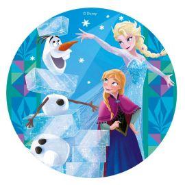 Cialda Frozen 20 cm