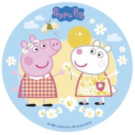 Cialda di Peppa Pig 16 cm