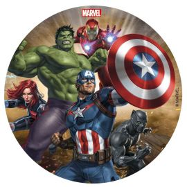 Cialda Avengers 16 cm
