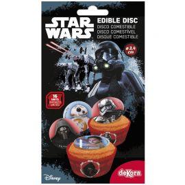 Mini Cialda Star Wars 3,4 cm