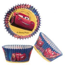 Pirottini di Carta per Cupcake Cars 5 cm