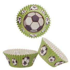 Pirottini Cupcake Calcio 5 cm