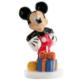 Candelina Mickey Mouse 8 cm