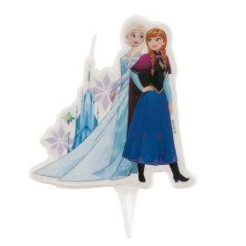 Candele di Elsa e Anna 7,5 cm 2D