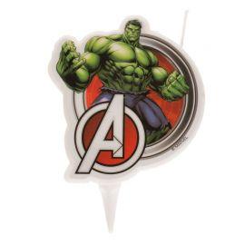 Candele Hulk 2D