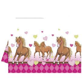 Tovaglia Cavallo 120 cm x 180 cm