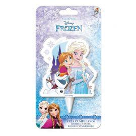 Candele Forma Elsa, Anna e Olaf 2D