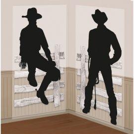 Sfondo Western Cowboy