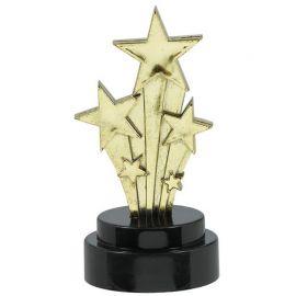 6 Trofei di Stella de 10 cm