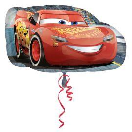 Palloncino Cars 3 Saetta McQueen 76 cm x 43 cm