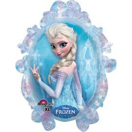 Palloncino Frozen Forma di Specchio 63 cm x 78 cm