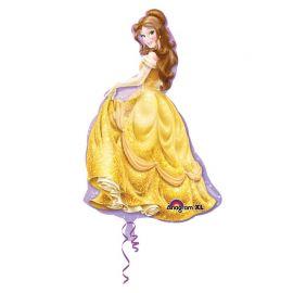 Palloncino a Forma di Belle 60 cm x 99 cm