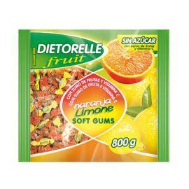 Caramelle Dietorelle all'Arancia e al Limone 800 gr