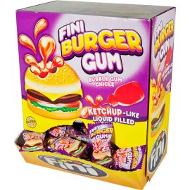 Gomme da masticare Hamburger 200 pz