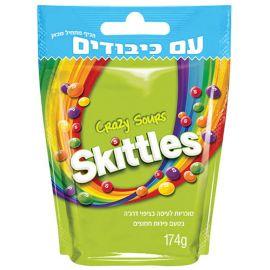Gelatine Skittles Crazy 14 pacchetti