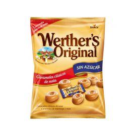 Caramelle Werther's Zero Zucchero 12 Pacchetti