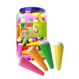 Caramelle Coni Colorati 150 pz