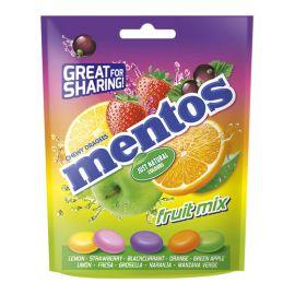 Caramelle Mentos alla Frutta Mix 7 pacchetti
