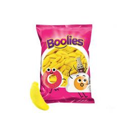 Caramelle alla Banana Boolies 1 kg
