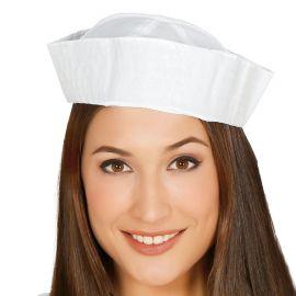 Cappello da Marinaia Bianco