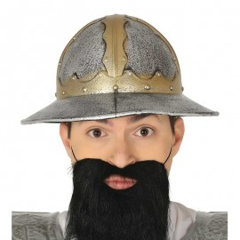 Casco de Soldado Medieval