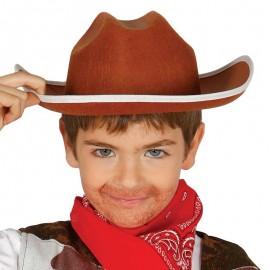 Cappello da Cowboy Bambini in Feltro