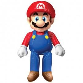 Palloncino AirWalker Super Mario Bros 91 cm x 152 cm