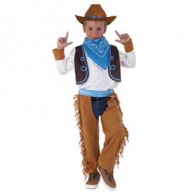 Costume da Cowboy Wild West per Bambino