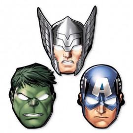 8 Maschere Avengers