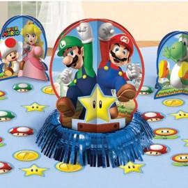 Kit Decorazione per la Tavola Super Mario