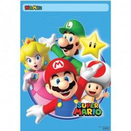8 Sacchetti Super Mario