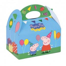 Scatola Peppa Pig
