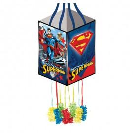 Pignatta Superman Quadrata