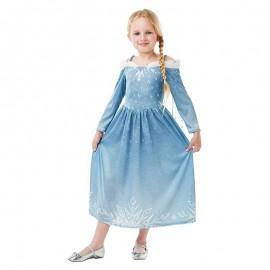 Costume da Frozen Elsa d'Inverno Bambina