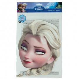 Maschera da Elsa di Frozen