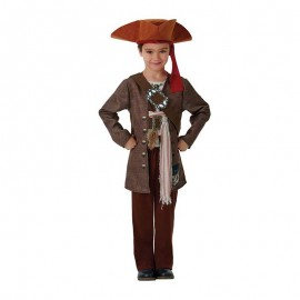 Costume da Jack Sparrow PDC5 per Bimbo