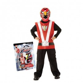 Set d'azione Power Ranger Rosso