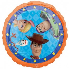 Palloncino Rotondo in Foil Toy Story 4